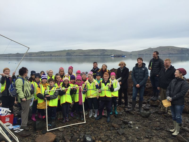 Sediment and Seashores - St Brigids School
